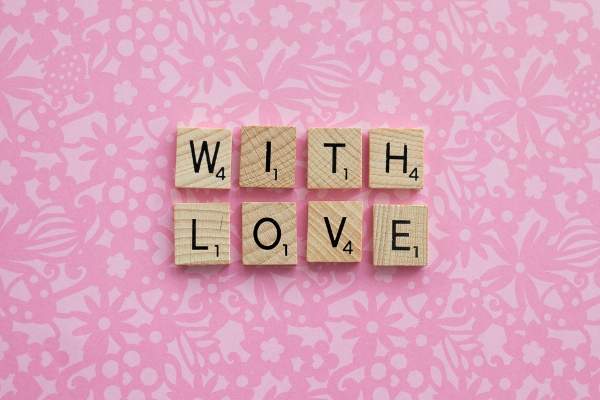 With Love by Stacy PInk