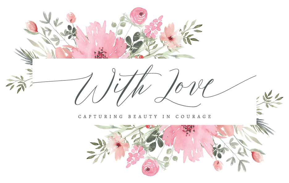 Stacy Carosa Photography - With Love Logo