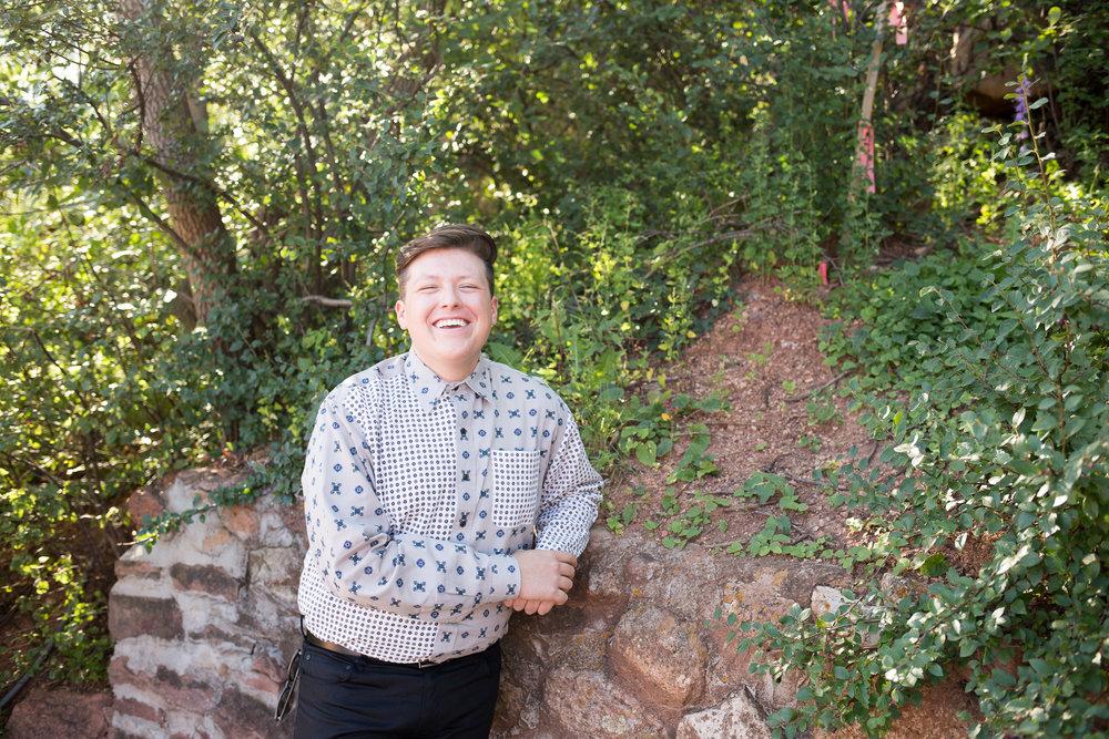 Colorado Springs Senior Portraits | Stacy Carosa Photography | Manitou Spring Senior Session