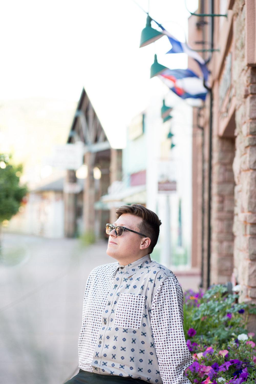 Colorado Springs Senior Portrait Photographer | Stacy Carosa Photography | Colorado Springs Senior Photography | Denver Senior Photography