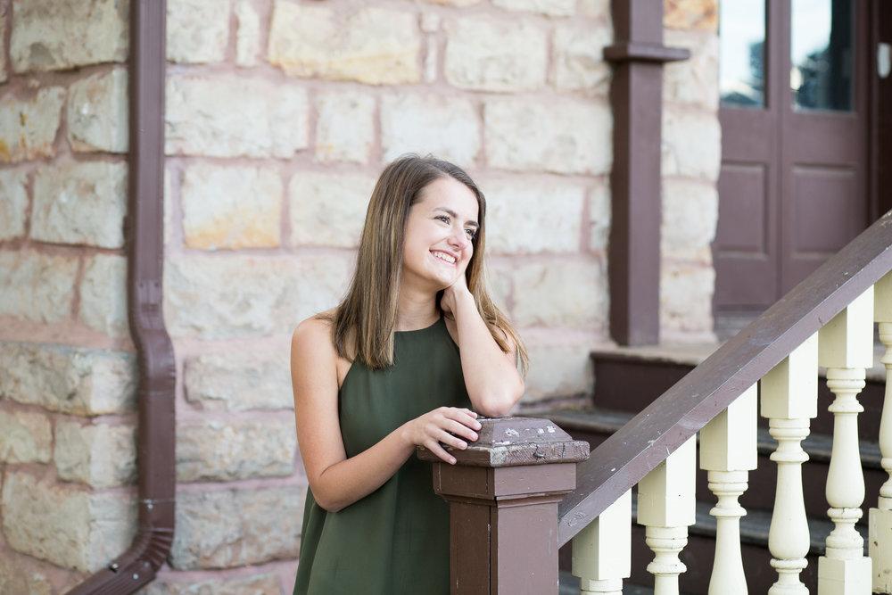 Colorado Springs Senior Photographer | Stacy Carosa Photography | Colorado  Springs Senior Photography at Rock Ledge Ranch