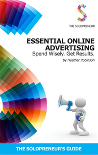 Essential Online Advertising: Spend Wisely. Get Results    From Google AdWords to Facebok Ads, pay-per-click marketing can be extremely profitable for many businesses. This guide will show you how to set up campaigns that will get results without breaking the bank.   Available in Kindle format on Amazon