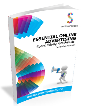 Essential Online Advertising: Spend Wisely. Get Results