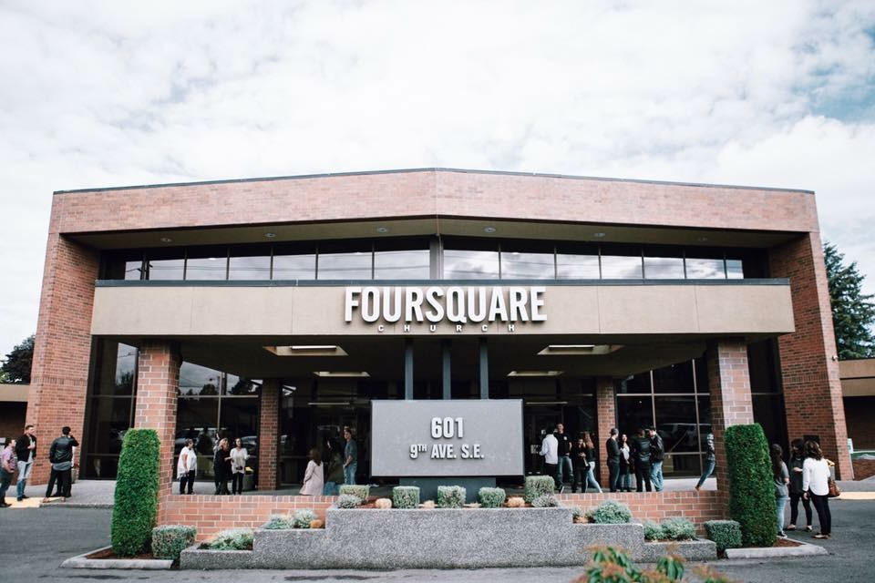 NORTH CAMPUS   SATURDAY | 6PM  SUNDAY | 9AM 11:00AM  601 9TH AVE SE, PUYALLUP, WA 98372