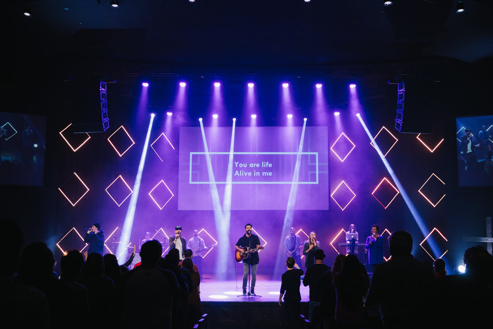 MOTION PUYALLUP - 601 9TH AVE SE PUYALLUP Wa 98372Saturday 6:00pmSunday 9:00am and 11:00am
