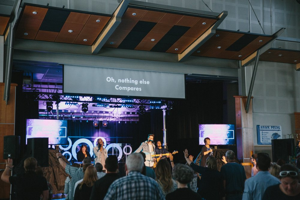 MOTION BONNEY LAKE - LAKERIDGE MIDDLE SCHOOL 5909 MYERS RD E, LAKE TAPPS, WA 98391SUNDAY 10AM