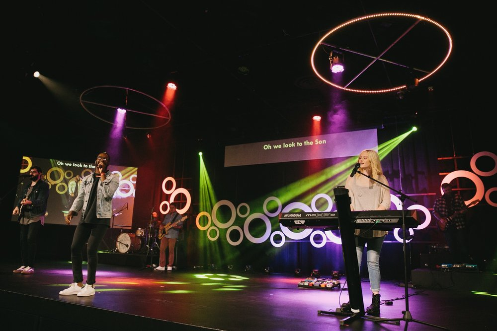 MOTION SOUTH HILL - 16120 MERIDIAN EAST PUYALLUP, WA 98375Saturday 6:00pmSunday 9:00am and 11:00am