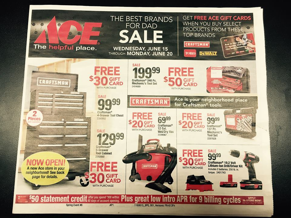 Father S Day Gift Ideas Hometown Ace Hardware