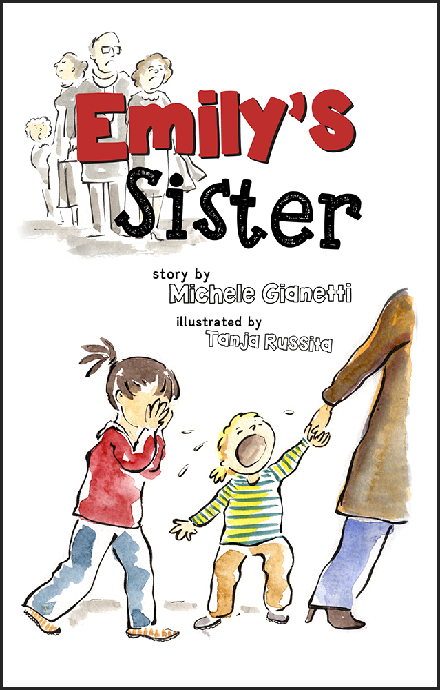 A true story about a child with dyspraxia/DCD told from the perspective of the older sister, Emily, who wanted to know more about what it means and how to help her sister be happier.