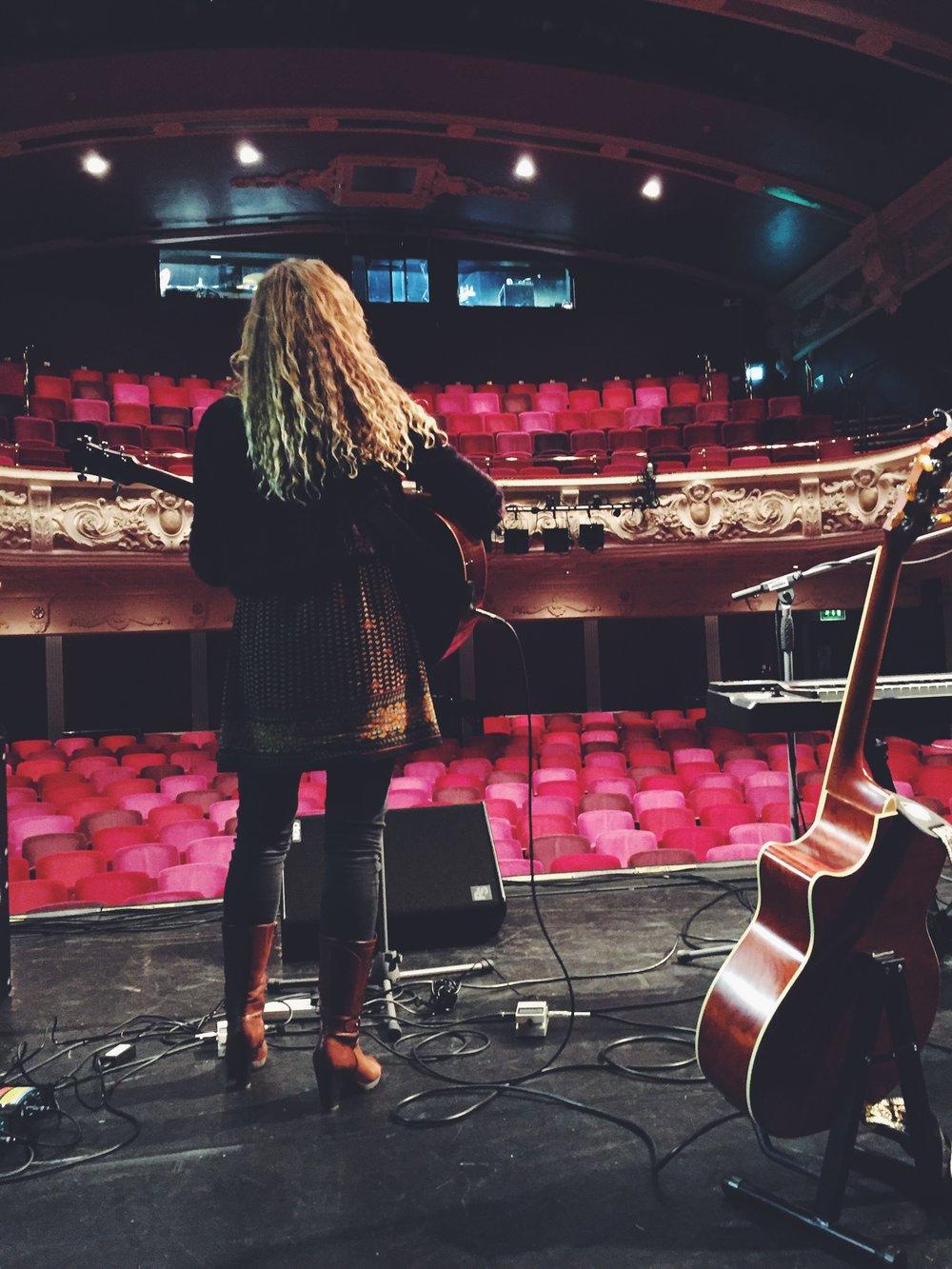 Howard Jones Tour Theatre Royal Winchester 2016