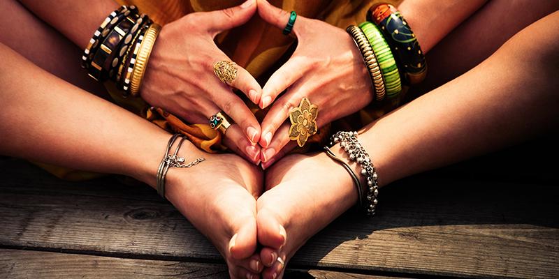 wise heart wild love
