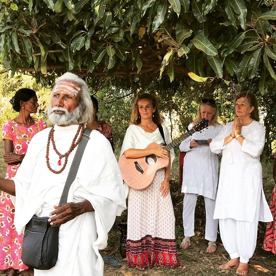 Heart of Living Yoga Charity Tour Sri Lanka 2019