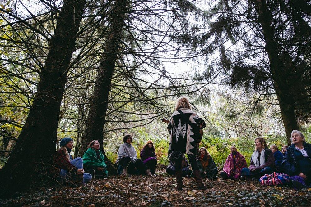 Rest Revive Sing Retreat Devon UK 2018
