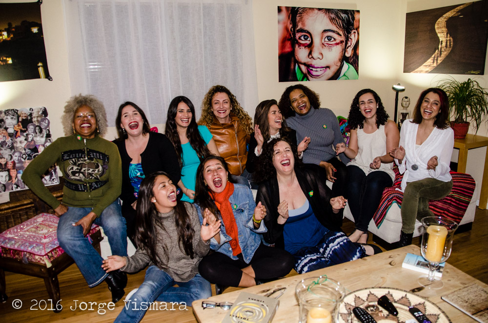 Cast of Celebrating Women Composers of Brazil