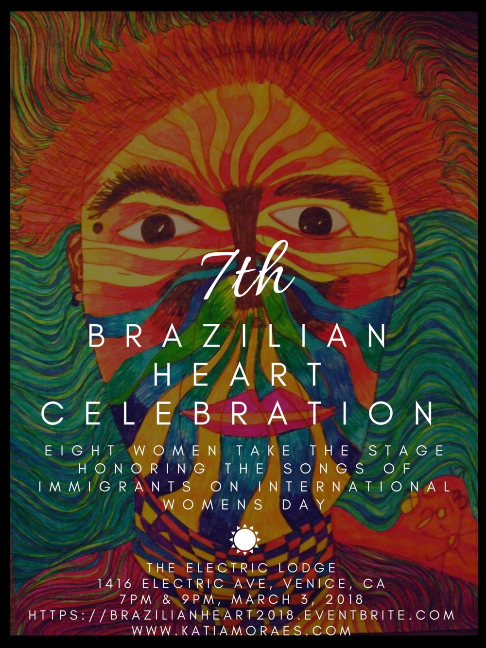 The 7th Brazilian Heart Celebration