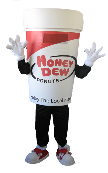 Coffee Cup Honey Dew Donuts.png
