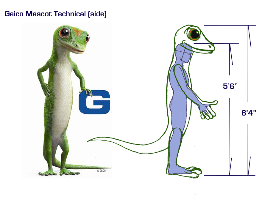 Geico Mascot Technical (side).jpg