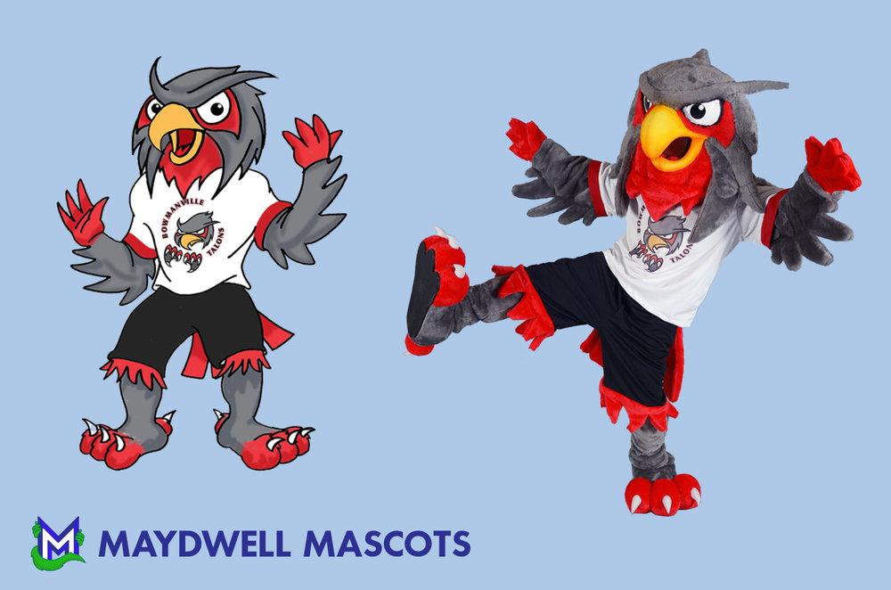 Bird Owl Bowmanville