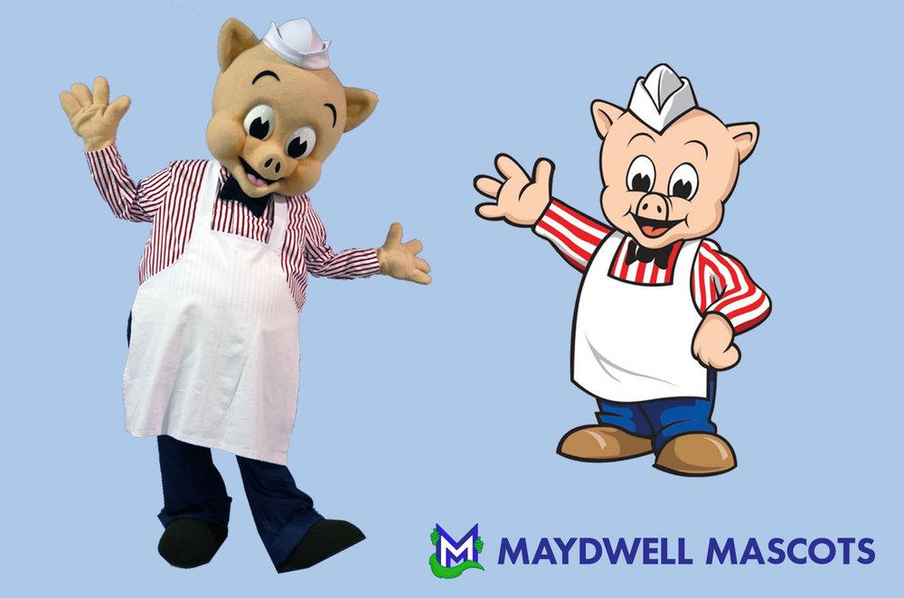 Pig Piggly Wiggly