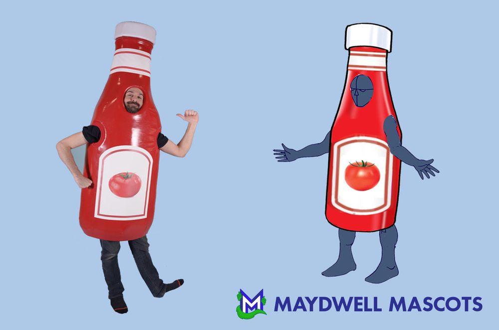 Condiments Ketchup