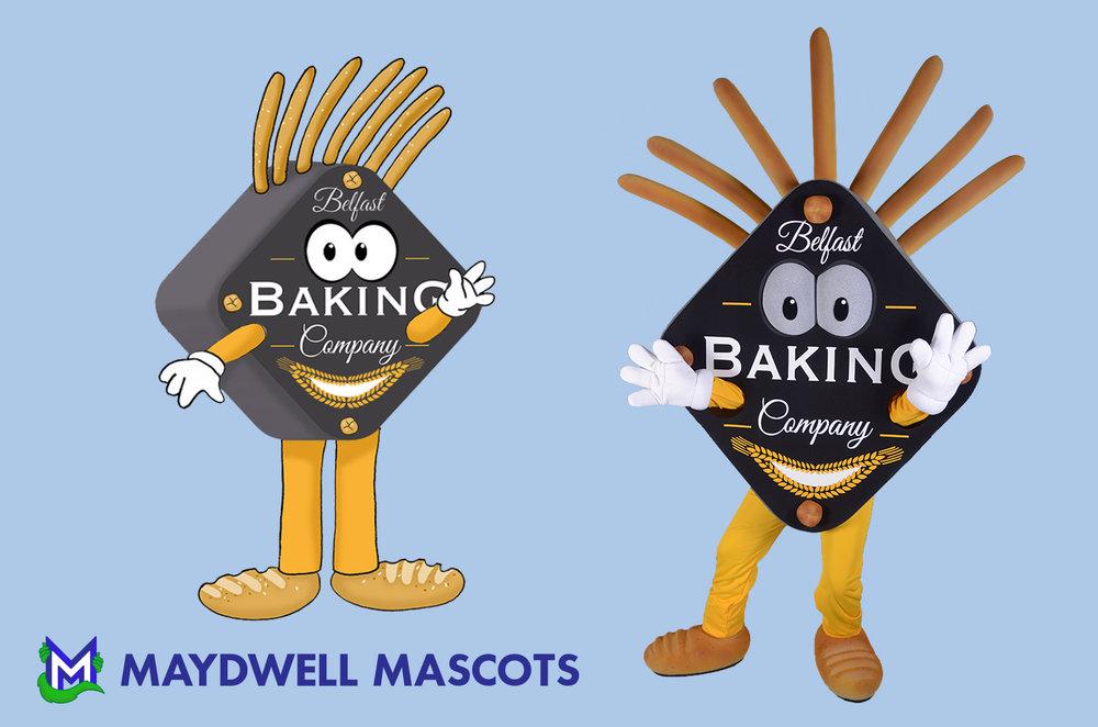 Logo Belfast Bread