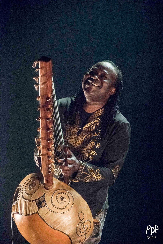 Zal Sissokho - Canada/Sénégal   Artiste international, musicien – chanteur – compositeur