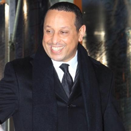 Jalil Laguili - Maroc    Homme d'affaires et le co-fondateur du Back to Africa Projet  membre de l'équipe dédiée à la réalisation du projet Mémorial de Gorée.