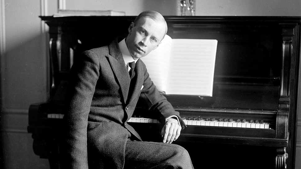 Sergei Prokofiev Library of Congress, Prints & Photographs Division