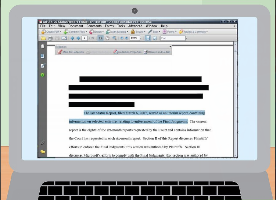 3 ways to redact a document — Extract Systems