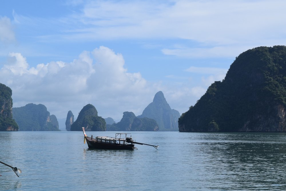 Magnificent Phang Nga Bay -- Wow!