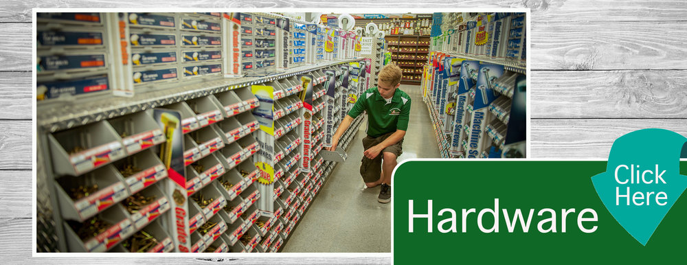 Hardware Home Page Banner