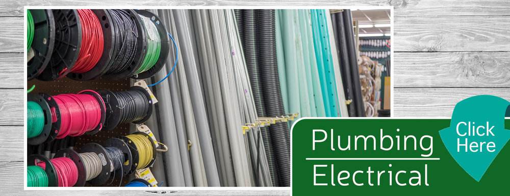 Plumbing & Electrical Home Page Banner