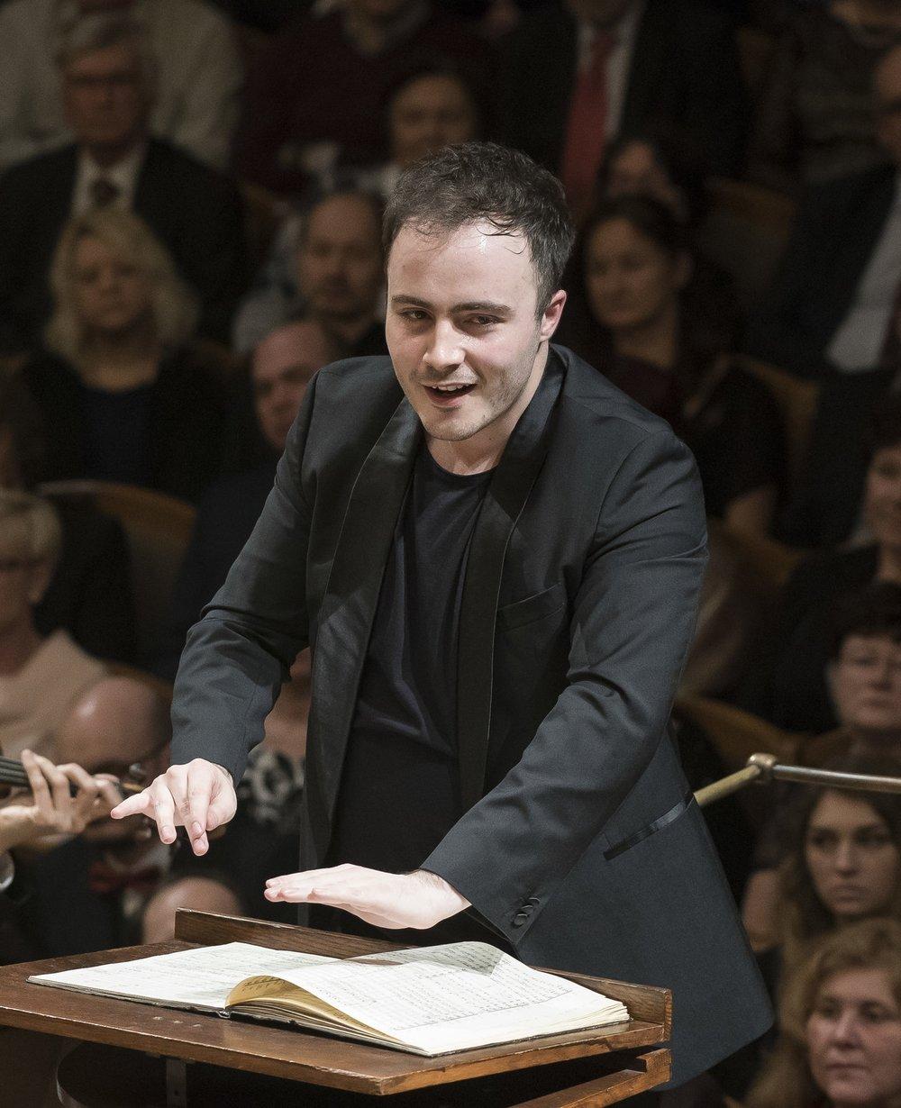 Credit:Petra Hajská/Czech Philharmonic