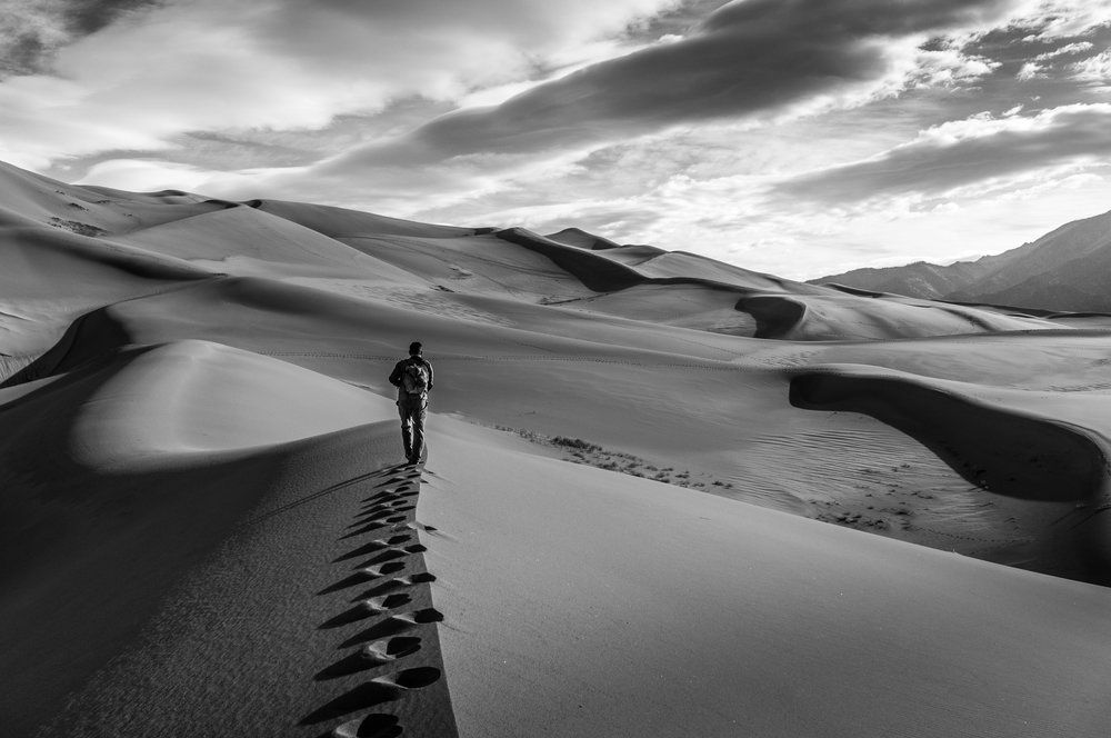 Great Sand Dunes National Park - Colorado - Photo by Eric Peffer
