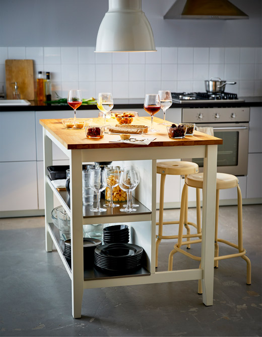 STENSTORP Kitchen Island $399