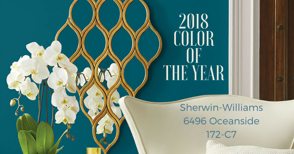 Photo Courtesy Sherwin-Williams Color of The Year (Link)