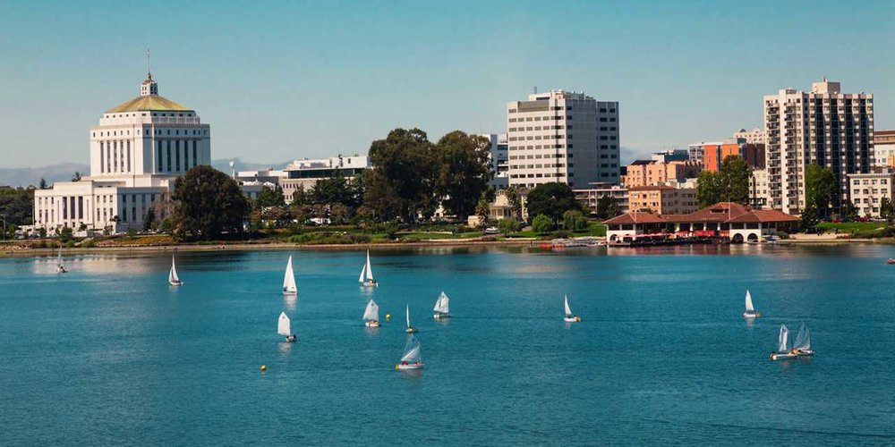Photo Credit     Lake Merritt | Visit California