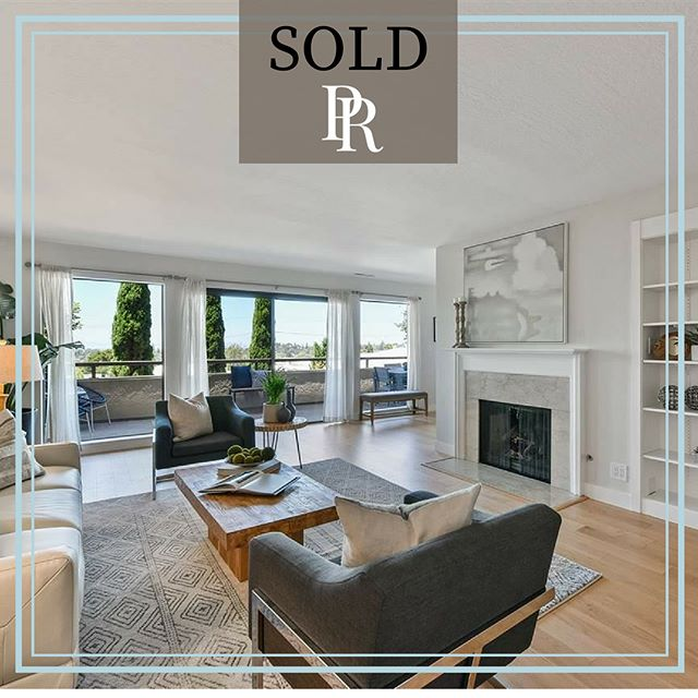 🏘Old World Elegance in #Rockridge ⠀ Just SOLD! 5351 Belgrave Place No. 1C, Oakland, CA 94618⠀ ⠀ 2 Bed | 2 Bath | 1414SF | 1 Garage Parking⠀ Sold for $1,100,000⠀ Represented Buyer⠀ ⠀ Near the Claremont Country Club, this beautifully updated Belgrave Place corner condominium offers spacious open living/dining with fireplace, wet bar, built-ins and hardwood floors throughout. Light filled, a wall of windows runs the length of the home providing access to the incredible sprawling deck. ⠀ ⠀ The kitchen features quartz countertops, stainless appliances and a desk nook. A gracious master suite with updated bath includes double closets with a lovely 2nd bedroom and 2nd updated bath and in-unit laundry. ⠀ ⠀ With peek-a-boo Bay and Oakland Hills views the home is steps from College Avenue shops and restaurants.⠀ ⠀ What We LOVE:⠀ The outdoor deck is sumptuous and the entire home is spacious and on one level. The condo building is 100% owner occupied and location is superlative for shopping, socializing and dining. Removing 1 wall will make this an open plan entertainer's paradise.⠀ ⠀ Next Level East Bay Real Estate Representation! ⠀ ⠀ PATTY ROGERS | The GRUBB Co. | Broker Associate DRE#00669968 ⠀ ⠀ Connect  Link in Bio⠀ ⠀ Photos Courtesy Sheila Johnson, DRE#01933417, Pacific Union International #5351belgrave1C #claremontcountryclub #collegeave #oaklandcondo #belgraveplace #buyersagent #homebuyers #listingagent #homesellers #househunting #home #homesweethome ⠀ #localrealestate #lifestyle #homesales #berkeley #oakland #alameda #pattyrogers #realestatebroker #thegrubbcompany #eastbayrealestate #modicumofcharm #igotyourback ⠀ #40yearsinrealestate #hiphomes #NoBS⠀