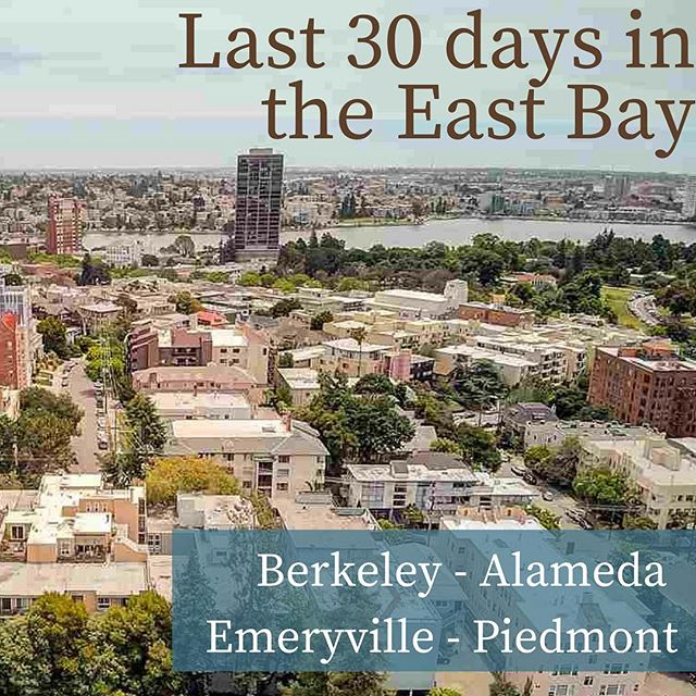 Last 30 Days in the East Bay for July 2018.⠀ Job growth is driving the housing demand, while rising mortgage Interest rates, increasing down payment requirements and tightening mortgage qualifications are challenging market activity and pricing.⠀ ⠀ STATS: July and (Change since June)⠀ ⠀ BERKELEY ⠀ SOLD  73 (+11)⠀ New 35 (-18)⠀ Active 57 (-20)⠀ Median Days on Market 22 (+7)⠀ ⠀ MEDIAN PRICE⠀ SOLD $1,220,000 (-$105,000)⠀ New $998,000 (-$52,500)⠀ Active $1,150,000 (-$45,000)⠀ Sale to List Price 115% (-4%)⠀ ⠀ Patty: 9 more homes SOLD in July, with decreases in new (-18) and active (-20) listings to market. Homes are staying on market for +7 days. List to sale price has decreased by 4%. ⠀ ⠀ ALAMEDA ⠀ SOLD 39 (No Change)⠀ New 14 (-13)⠀ Active 22 (-6)⠀ Median Days on Market 25 +(13)⠀ ⠀ MEDIAN PRICE⠀ SOLD $1,100,000 (+$225,000)⠀ New $958,000 (-$43,000)⠀ Active $958,000 (-$33,500)⠀ Sale to list price 114% (+2%)⠀ ⠀ Patty: Alameda inventory has slowed with fewer new listings to market. Median SOLD pricing has increased while new and active listing prices have decreased. Buyer demand continues, with final sale prices creeping up to 14% over ask.⠀ ⠀ EMERYVILLE⠀ SOLD 13⠀ New 10⠀ Active 17⠀ Median Days on Market 17⠀ ⠀ MEDIAN PRICE⠀ SOLD $685,000⠀ New $624,000⠀ Active $599,978⠀ Sale to list price 111%⠀ ⠀ Patty: Alameda inventory has slowed since last month, with about 30% less active listings though steady buyer demand, with final sale prices moving up by a small margin.⠀ ⠀ PIEDMONT⠀ SOLD  7 (-6)⠀ New 4 (No Change)⠀ Active 6 (-1)⠀ Median Days on Market 16 (-2)⠀ ⠀ MEDIAN PRICE⠀ SOLD $2,500,000 (+$485,000)⠀ New $2,096,000 (+$20,000)⠀ Active $2,495,000 (-$177,000)⠀ ⠀ Patty:  The market remains consistent in Piedmont with buyer demand for new and active listings.⠀ ⠀ Next Level East Bay Real Estate Representation! ⠀ PATTY ROGERS | The GRUBB Co. | Broker Associate, Lic #00669968 ⠀ ⠀ Connect   Link in Bio⠀ ⠀ ⠀ ⠀ ⠀ #marketsurvey #marketreport #dreamhome #homes #eastbayrealestate #realestate #homesales #homesforsale #luxurylife #eastbayrealtor #homeseller #listinggent #homebuyer #buyeragent #eastbaylife #realtorlife #sanfranciscoeastbay #berkeley #oakland  #piedmont #emeryvil