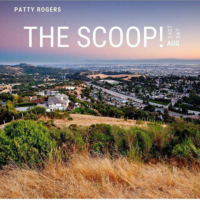 Just blasted out The SCOOP! My Summer 2018 Newsletter for East Bay real estate updates, lifestyle, design, local info and details on my referral program! ⠀ Check it out and Subscribe!   Link in Bio⠀ ⠀ Next Level East Bay Real Estate Representation! ⠀ ⠀ PATTY ROGERS | The Grubb Co. | Broker Associate, BRE#00669968 ⠀ ⠀ ⠀ ⠀ ⠀ #subscribe #signup #blog #news #email #inspiration #newsletters #design⠀ #realestate #realestate #dreamhome #househunting #homes #luxurylife #pattyrogers #brokerassociate #eastbayrealtor #eastbaybroker #eastbaylife #realtor #oakland #berkeley #alameda #piedmont #modicumofcharm #thegrubbcompany #40yearsinrealestate #hiphomes #NoBS⠀