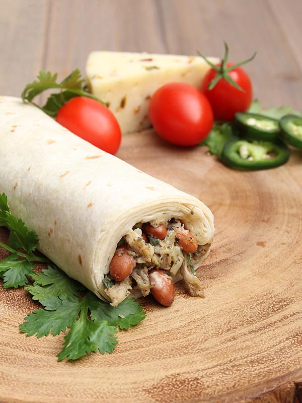 Pork & Pinto Burrito