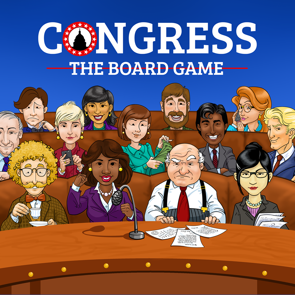 Congress: The Board Game