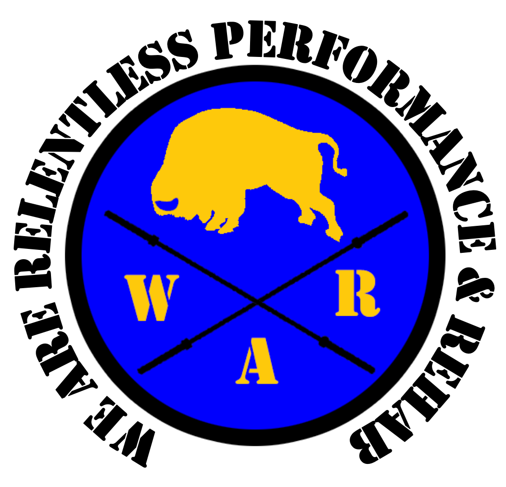 W.A.R. PERFORMANCE & REHAB