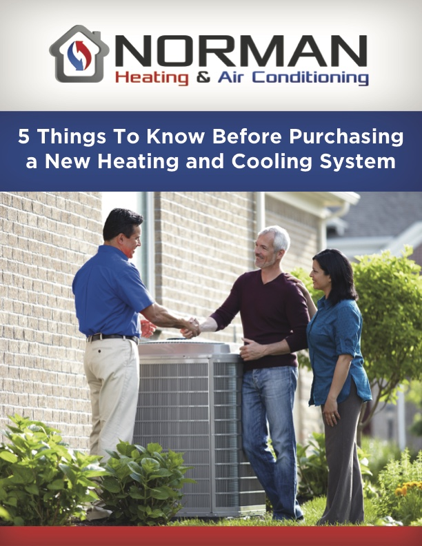 5 Things to Know Before Purchasing a New Heating and Cooling System