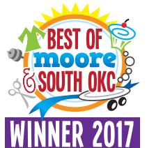 2017 Best of Moore & South OKC Winner