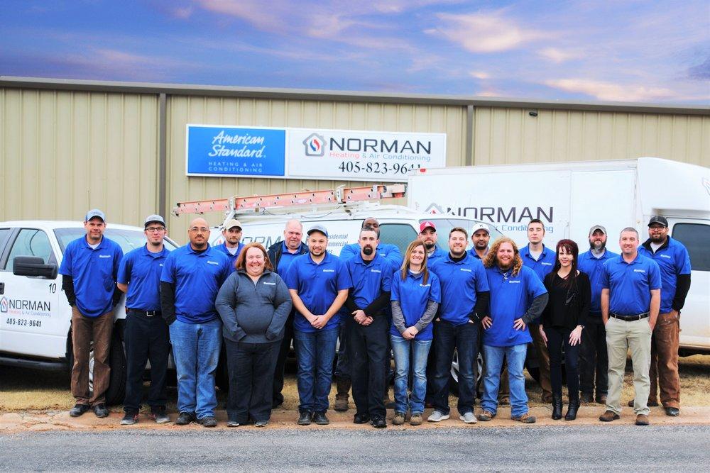 Plumber in Norman, HVAC repair in Norman