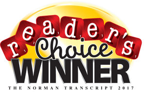 2017 Norman Transcript Readers' Choice Winner