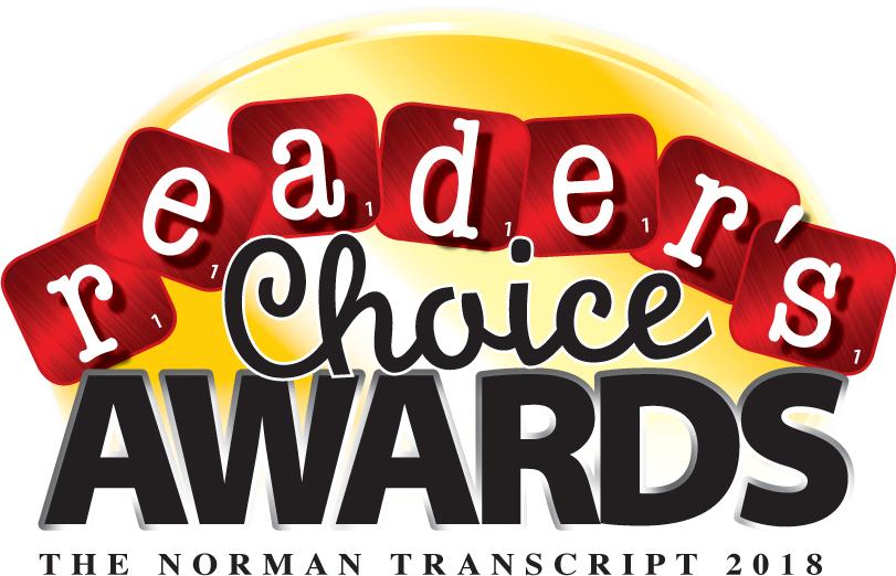 2018 Norman Transcript Reader's Choice Nominee