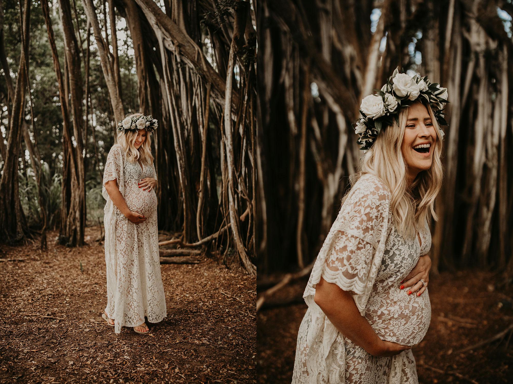 0dc32354e9db2 Tropical Boho Maternity | Oahu Maternity Photographer — The Sophia Co