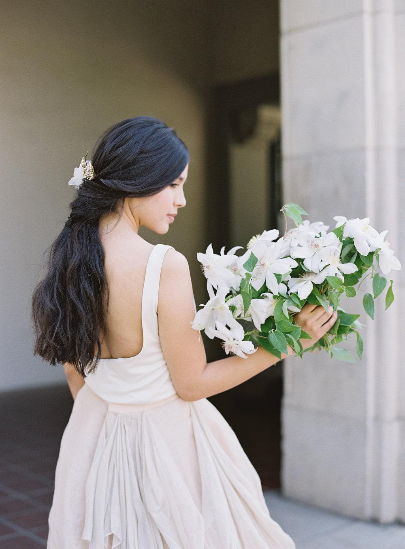Feminine & Romantic Bridal Inspiration |  Featured on Magnolia Rouge   Pasadena, CA